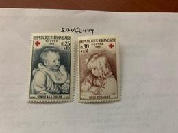 France Red Cross 1965 Mnh - France