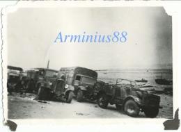 Campagne De France 1940 - Bataille De Dunkerque - Citroen Type 45 U - Stadt Und Strand Von Dünkirchen - Wehrmacht - Guerra, Militares