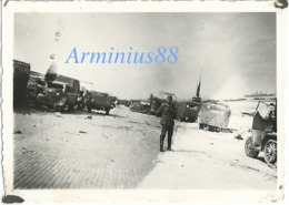 Campagne De France 1940 - Bataille De Dunkerque - Stadt Und Strand Von Dünkirchen - Wehrmacht - Guerra, Militares
