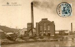 BELGIQUE(COUILLET) CENTRALE ELECTRIQUE - Charleroi