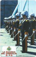 San Marino - La Guardia Del Consiglio, 11.2001, 5.000₤, 8.000ex, Mint - Saint-Marin