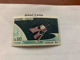 France D1 Satellite 1966 Mnh - France