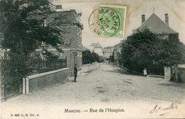 BELGIQUE(MARCHE) - Marche-en-Famenne