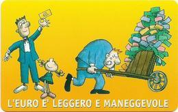 San Marino - Leggero E Maneggevole - 2€, 7.500ex, 31.08.2002, Mint - San Marino