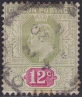 Ceylon     .     SG      .   270      .      O    .   Cancelled    .    /    .   Gebruikt - Ceylon (...-1947)