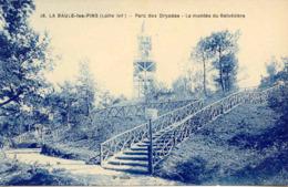 CPA - LA BAULE - PARC DES DRYADES - LA MONTEE DU BELVEDERE - La Baule-Escoublac