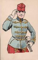 RAFFINATA - NV PERFETTA DECORATA A MANO - Uniformi