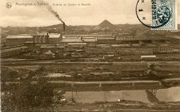 BELGIQUE(MONTIGNIES SUR SAMBRE) ACIERIES - Montigny-le-Tilleul
