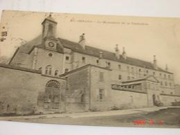 C.P.A.- Ornans (25) - Le Monastère De La Visitation - 1934 - SUP (BF70) - Autres Communes