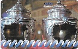 San Marino - Serie Storica - 01.09.1994, 3.000₤, 19.600ex, Mint - San Marino