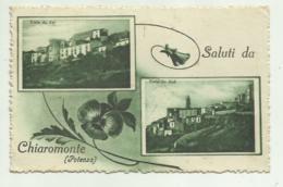 SALUTI DA CHIAROMONTE - VEDUTE 1922 VIAGGIATA FP - Potenza
