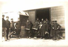 Fonds Victor FORBIN (1864-1947) - Guerra, Militares