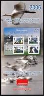 Romania 2006 / Protected Birds, The Eurasian Spoonbill, WWF / Prospectus, Leaflet, Brochure - 1948-.... Republics