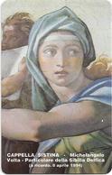 Vatican - Michelangelo - Cappella Sistina - 10.000V₤, 1994, 10.300ex, Mint - Vatican