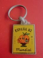 MONDIAL MUNDIAL ESPANA ESPAGNE 1982 Porte-clés Porte-clefs -  FOOT-Sport Football Futball - Other