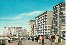 OOSTENDE-OSTENDE-MARIAKERKE- DIGUE-ZEEDIJK - Oostende