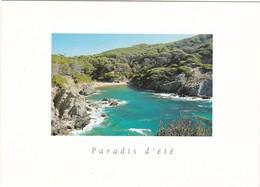 """D1462 COLLECTION """"MARGE BLANCHE"""" - PARADIS D'ETE - CRIQUE / MER / PAYSAGE - Autres"""