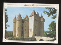 Chazelet (36) : Le Chateau Féodal - France