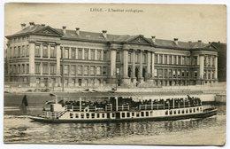 CPA - Carte Postale - Belgique - Liège - L'Institut Zoologique - 1921 (M8214) - Liege