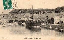 SAINT-CHAMAS - 2e Vue Du Port - France