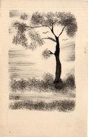 Cart Artisanale A La Main -Paysage (113140) - Peintures & Tableaux