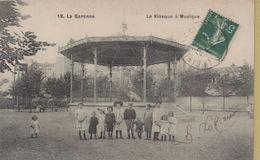 La Garenne Colombes : Le Kiosque à Musique - La Garenne Colombes