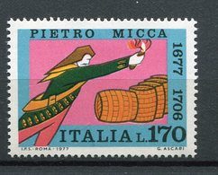 Italia - 1977 - Pietro Micca ** - 1946-.. République