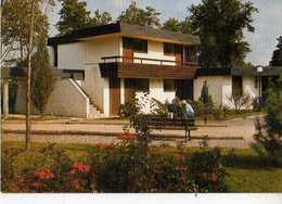 15 PLEAUX Centre De Vacances Familiales L'Interieur Du Village - France