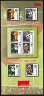 Romania 2006 / FIFA World Cup - Germany, Football / Prospectus, Leaflet, Brochure - 1948-.... Républiques