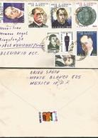 J) 1973 MEXICO, ART AND SCIENCE OF MEXICO, TB SEALS, H MILITARY SCHOOL, AZTEC CALENDAR, NICOLAS COPERNICO,  FRANCISCO I - Mexico