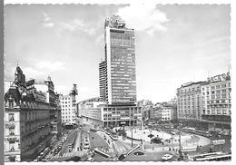 BRUXELLES - Place Rogier Et Centre International - Places, Squares