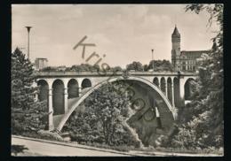 Luxembourg - Pont Adolphe Et Caisse D'Epargne [AA39-5.691 - Non Classés