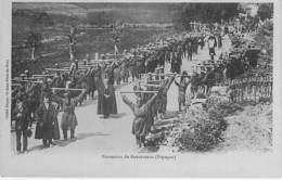 RELIGION Christianisme - ESPANA Espagne - RONCEVAUX : Procession - CPA - Spain Spanien Spange Spagna ( Catholicisme ) - Christianisme