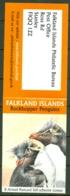 Falkland Is: 2003   Rockhopper Penguins - Booklet  MNH - Falkland