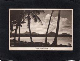85519    Figi,   Coastal  Scene Rotuma,  NV(scritta) - Fidji