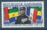 "Gabon YT 164 "" Capitaine Ntchorere "" 1962 Neuf** - Gabon (1960-...)"