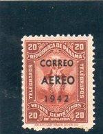PANAMA 1942 ARIENNE * - Panama
