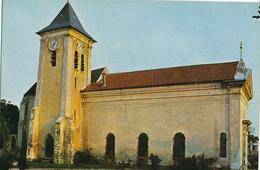 93) MONTFERMEIL : L'église - Montfermeil