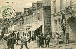 CANY - LA GRANDE RUE - - Cany Barville