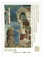 Italia Repubblica 2019 Incontro Di San Francesco Con Il Sultano Euro 1,10 MNH** Integro - 1946-.. République