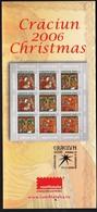 Romania 2006 / Christmas / Prospectus, Leaflet, Brochure - 1948-.... Républiques
