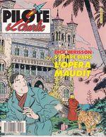 PILOTE & CHARLIE , Lot De 7 B.D. , N° 11 à 17 , En Photo Le N° 12 Et 17 - Books, Magazines, Comics