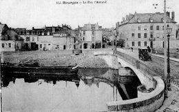 2770 Cpa 18 Bourges - Le Pont D'Aurond - Bourges