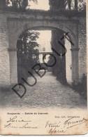 Postkaart - Carte Postale Hoegaarden Entrée Du Couvent   (o752) - Hoegaarden