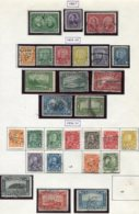 12528 CANADA  N° 126/8, 129/39, 140/54 Sauf 149 °  1927-30    B/TB - Used Stamps
