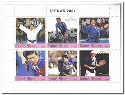 Guinea Bissau 2004, Postfris MNH, Olympic Summer Games - Guinea-Bissau