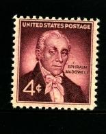 UNITED STATES/USA - 1959  EPHRAIM MC DOWELL  MINT NH - Stati Uniti
