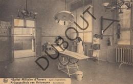 Postkaart - Carte Postale ANTWERPEN Hôpital Militaire D'Anvers - Krijgsgasthuis Van Antwerpen - Operatiezaal  (o745) - Antwerpen