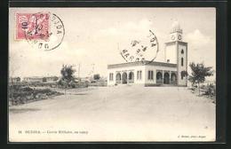 CPA Oudjda, Cercle Militaire, Au Camp - Marokko
