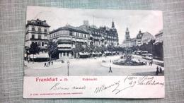 Cpa Frankfurt - Autres